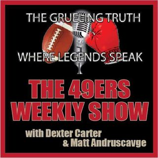 49ers Weekly Show with Dexter Carter - 2016 Wrap Up