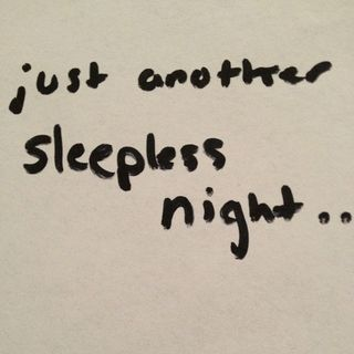 Sleepless Creative Energy