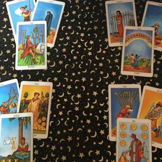 Tarot For August 2017