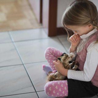 Mental health crisis among children