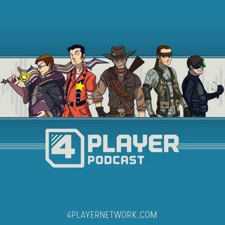 4Player Podcast #587 - The Peacocking Show (PAX South, Ace Combat 7, Resident Evil, and More!)