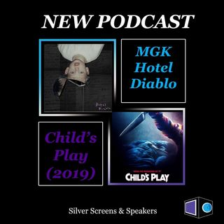 MGK Hotel Diablo & Child's Play 2019