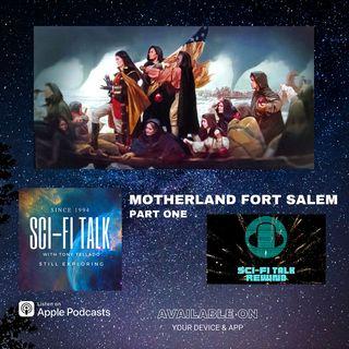 Rewind Motherland Fort Salem Season One