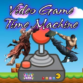 Buruleando S2-Ep21 : Video Game Time Machine