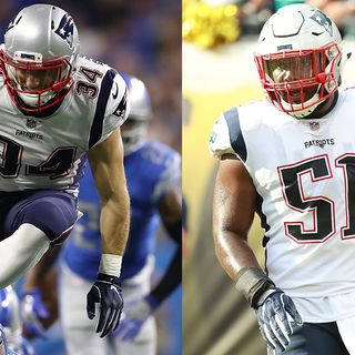 Rex Burkhead, Ja'Whaun Bentley Injuries Costly For Patriots