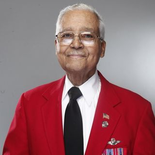 Col. Charles McGee, Tuskegee Airman