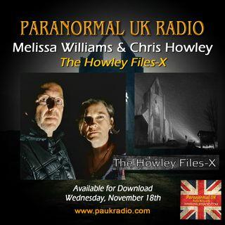PAUK - The Howley Files - 11/17/20
