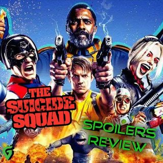 """""""Am I STILL On The Air?"""" The Suicide Squad SPOILER Review"""