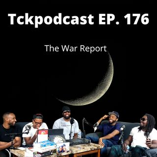 The Conceited Knowbody EP. 176 The War Report