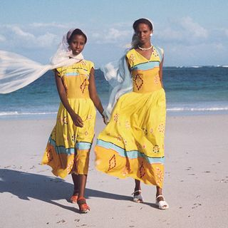 Todd Webb in Africa—Rediscovered Color Photographs