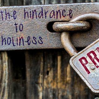 Prophetic Hindrances