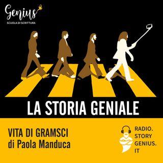 """""""Vita di Gramsci"""" di Paola Manduca"""