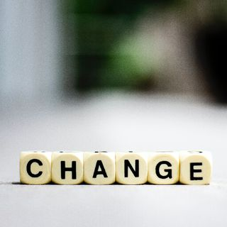Take every day as a gift and an opportunity for change