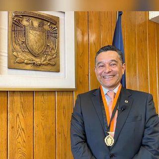 Raúl Contreras Bustamante, Director de la Facultad de Derecho de la UNAM (30 de enero de 2021)