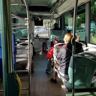 Fin de la huelga de autobuses AVANZA