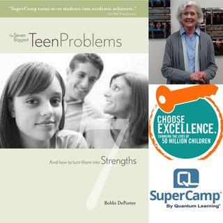 Helping Teens Through Rough Patches - Bobbi DePorter on Big Blend Radio