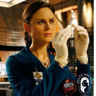 Dea ex Machina - Temperance Brennan