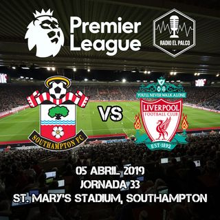 Southampton vs Liverpool en VIVO