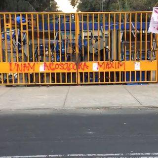 Instalaciones de Prepa 5 y CCH Azcapotzalco, siguen tomadas por activistas