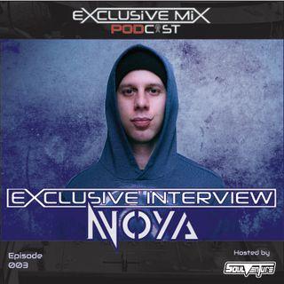 Episode 2: Interview w/ Noya