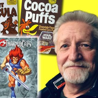 #295: Larry Kenney - the voice of Lion-O, Sonny the Cuckoo Bird, and Count Chocula!