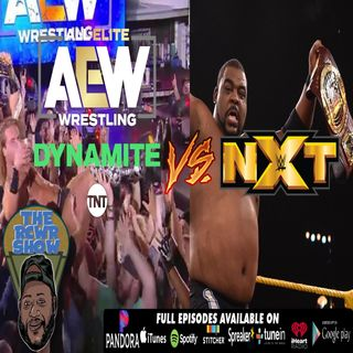 AEW Dynamite 1-22-2020: Jericho Cruise Edition vs WWE NXT 1-22-2020 as Keith Lee Wins Gold!