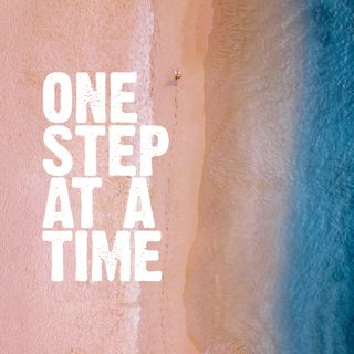 One Step at a Time - Yap Ken-Ji
