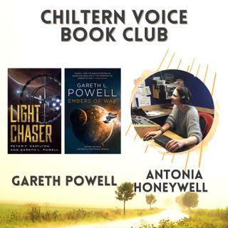 Gareth Powell (26th September 2021)
