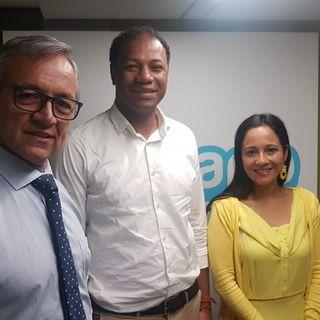 Diálogo con candidatos al Concejo de Bogotá