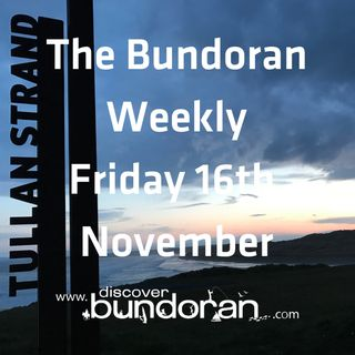 020 - The Bundoran Weekly - November 16th 2018