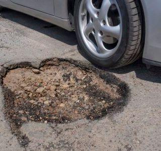 Tis Pothole Season