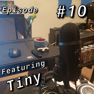 Episode 10 - Donuts, Nutz, Butts & Mmm........