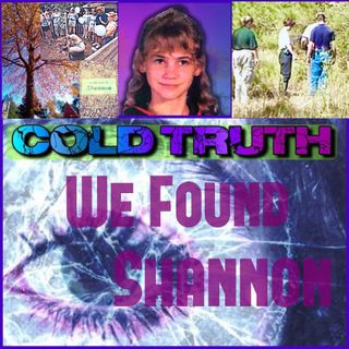 SERIES 1 SHANNON PAULK: WE FOUND SHANNON (episode 4)