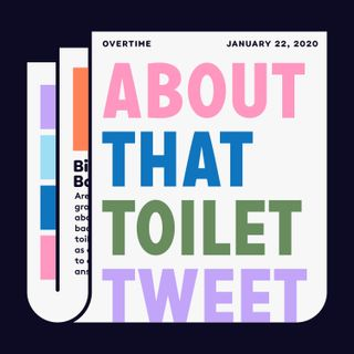 About That Toilet Tweet