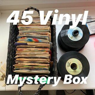 Davey's Mystery 45s