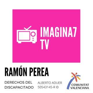 RAMÓN PEREA (DERECHOS DEL DISCAPACITADO) ACERCA DEL MAL USO DE LAS TARJETAS DE APARCAMIENTO