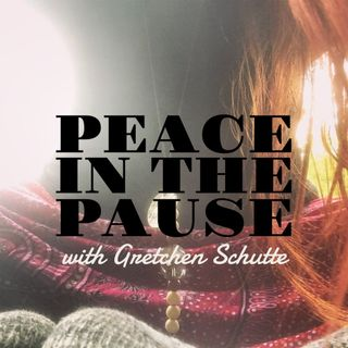 Peace in the Pause 10: Mantra Meditation Minute - Just Be.