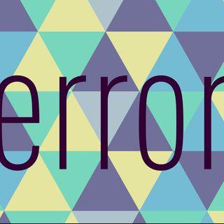 Un error perfecto - N.° 0-1