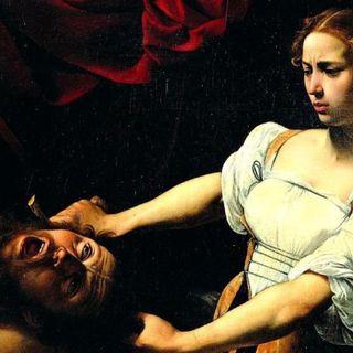 Giuditta che decapita Oloferne Artemisia Gentileschi