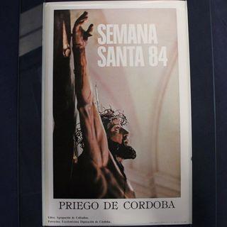 Primera parte Pregon S.S. 1984 D. Carlos Valverde
