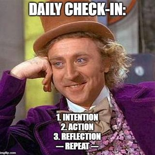 How To & Why You Should Do a Daily Check-In