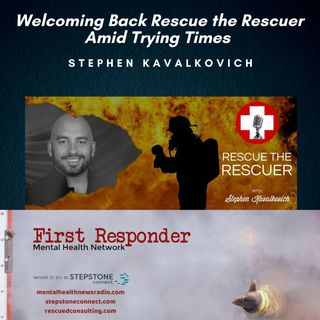 Welcoming Back Rescue the Rescuer Amid Trying Times