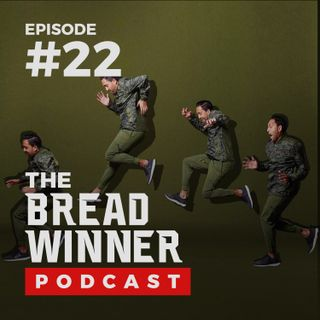 Dee Murthy || Episode #22 ||The BreadWinner Podcast