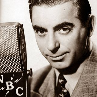 Classic Radio Theater for February 9, 2020 Hour 2 - Eddie Cantor and the FBI