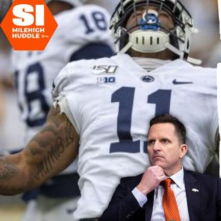 MHI #044: What Broncos Took Away From Penn State LB Micah Parsons' Pro Day