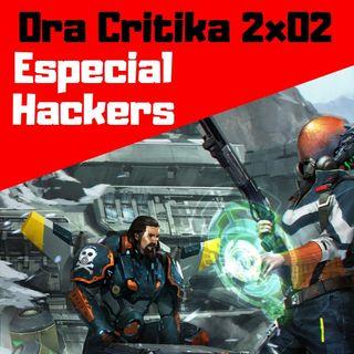 O.C. 2x02 - Especial Hackers