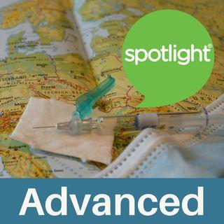 Sending COVID-19 Vaccines Around the World (Advanced Program)
