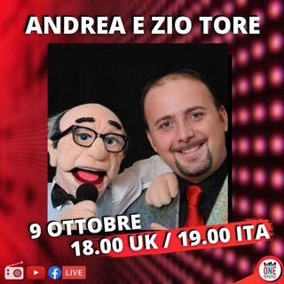 """Andrea Fratellini: """"La ventriloquia è un'arte"""""""