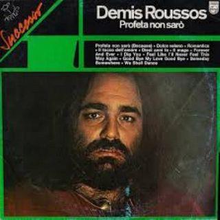 Demis Roussos - Profeta Non Saro