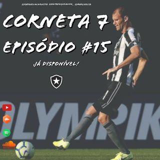 [15] BOTAFOGO x cap / BOTAFOGO 115 ANOS / Marcinho / Corinthians x BOTAFOGO